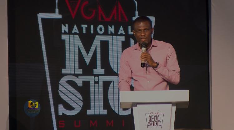 VGMA National Music Summit: We have to make culture a big deal-Mark Okraku Mantey - EweGhana